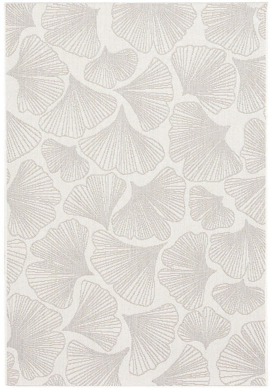 Dywan Lineo snow white/silver 120x170cm