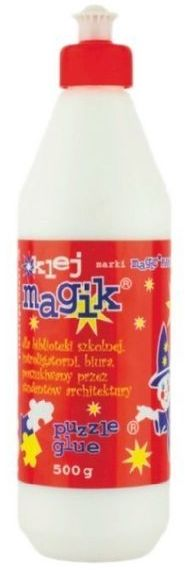 Klej Magic w butelce 500g 1 sztuka MAGIC0216