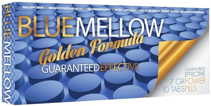 Pharmquests Blue Mellow 10tbl