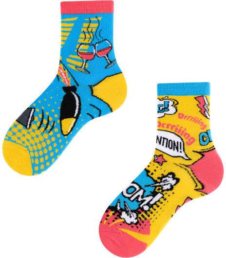 Boom Boom Kids, Todo Socks, Bomba, Wybuch, Kolorowe Skarpetki Dziecięce