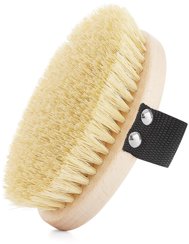 Mokosh - Szczotka do masażu ciała z włókna agawy