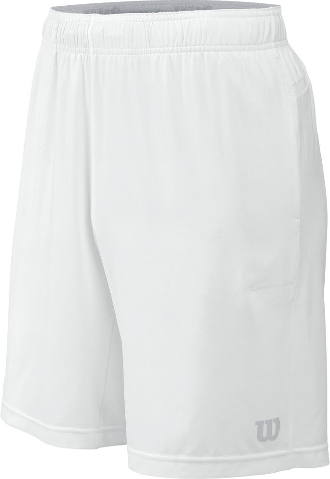 Wilson M Star Woven 9 Short - white