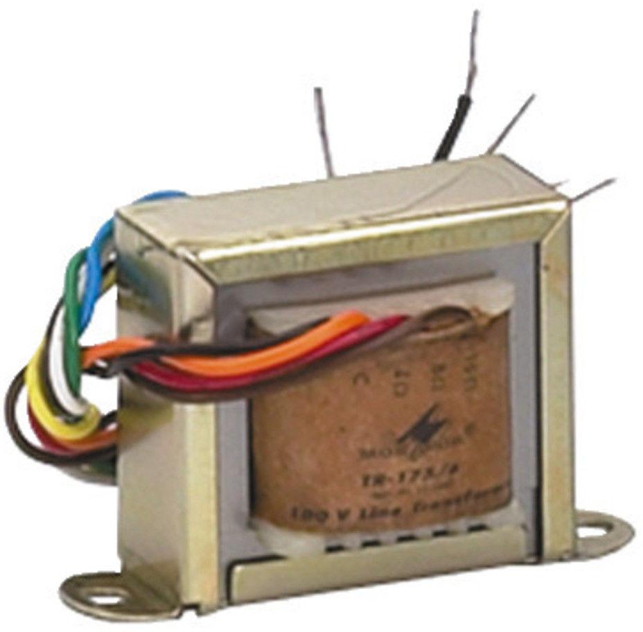 Monacor DT-140, kopułkowy głośnik wysokotonowy hifi