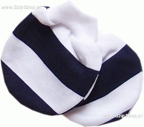 apki Niedrapki dla noworodka marynarskie