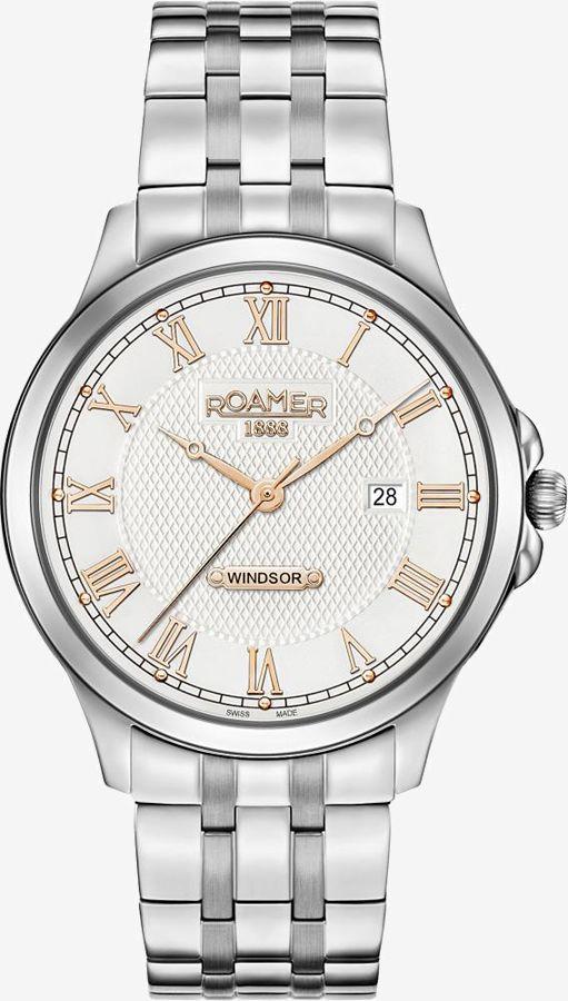Roamer Windsor 706856401270 Męski Zegarek
