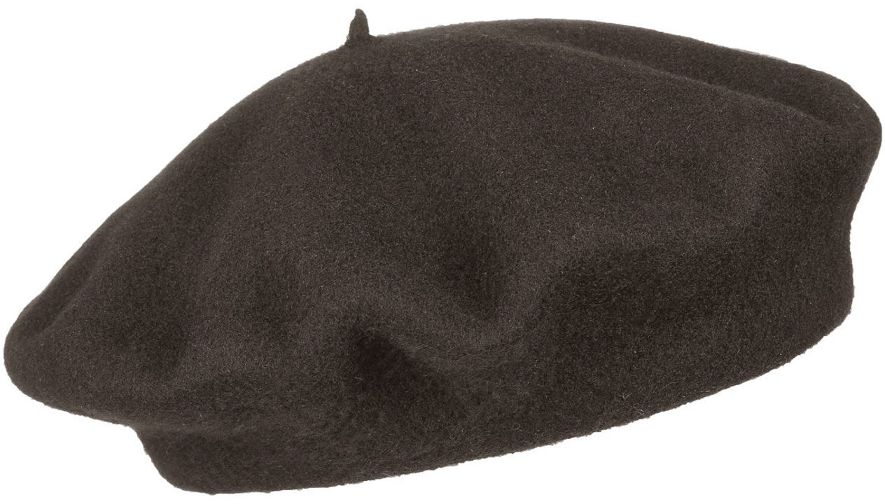 Czapka Basków by Lipodo, brązowy, 59 cm
