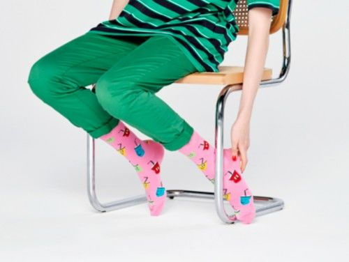 Happy Socks skarpetki SPO01-3300 SHAKE 41-46