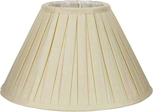 Better & Best 0211357  klosz z jedwabiu, szerokość 35 cm, żółty
