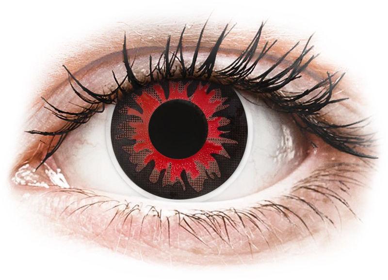 ColourVUE Crazy Lens - Volturi - zerówki