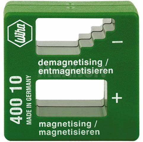 Przyrząd do magnesowania i rozmagnesowywania narzędzi WIHA