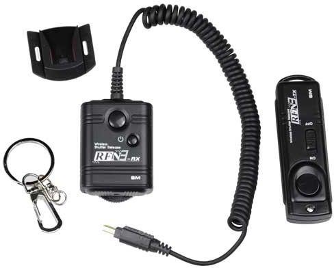 SMDV Bezprzewodowy pilot, uwalnianie migawki radiowej RF do Nikon D70s, D80, w pełni kompatybilny z Nikon MC-D