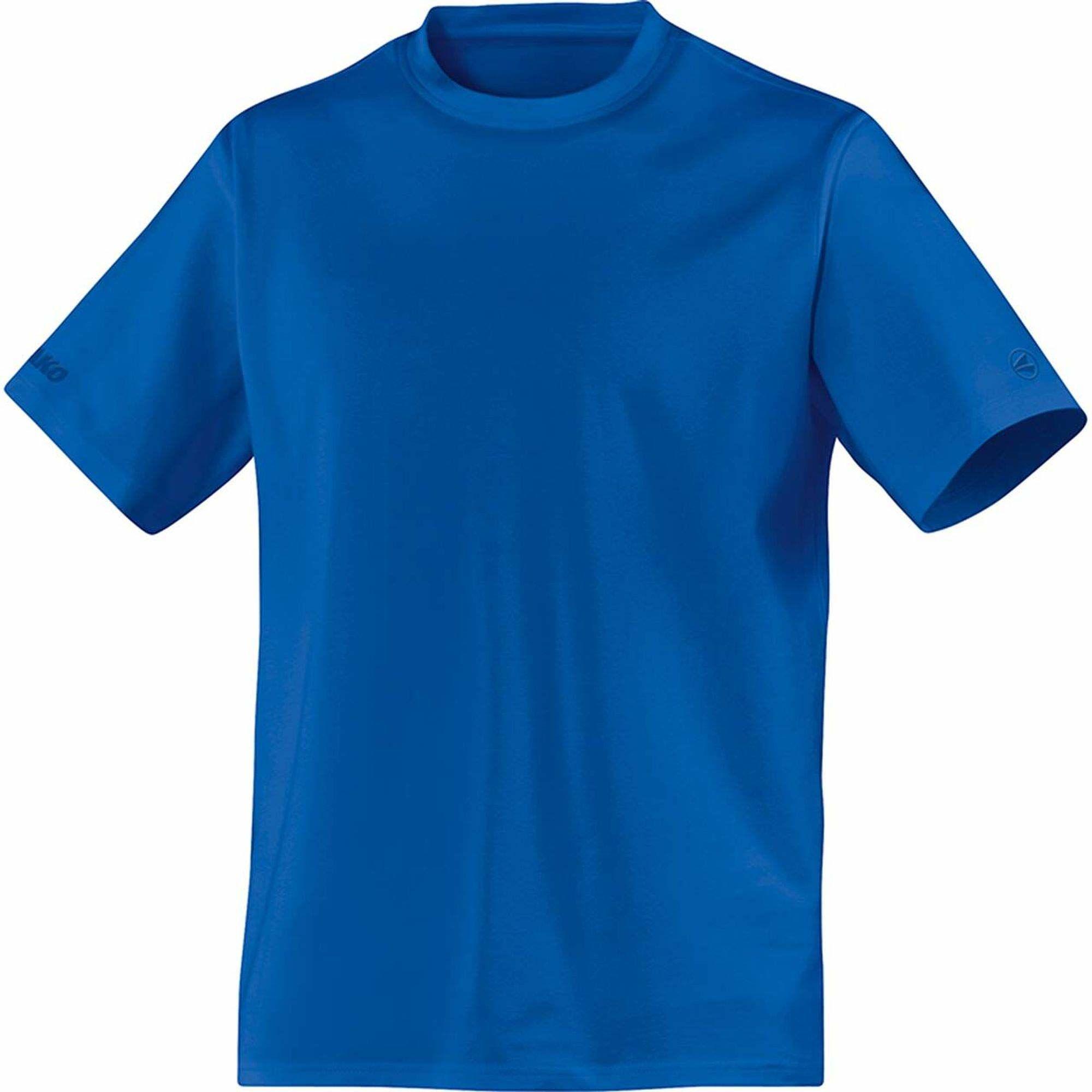 JAKO Damski T-shirt Classic, royal, 38