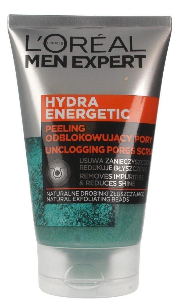 Loreal Loreal Men Expert Hydra Energetic Peeling odblokowujący pory 100ml