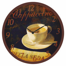 Zegar naścienny MDF #604