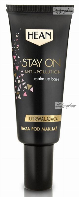 HEAN - STAY ON - Anti-Pollution MakeUp Base - Utrwalająca baza pod makijaż