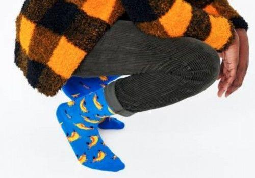 Happy Socks skarpetki PIZ01-6300 HOT DOG 36-40