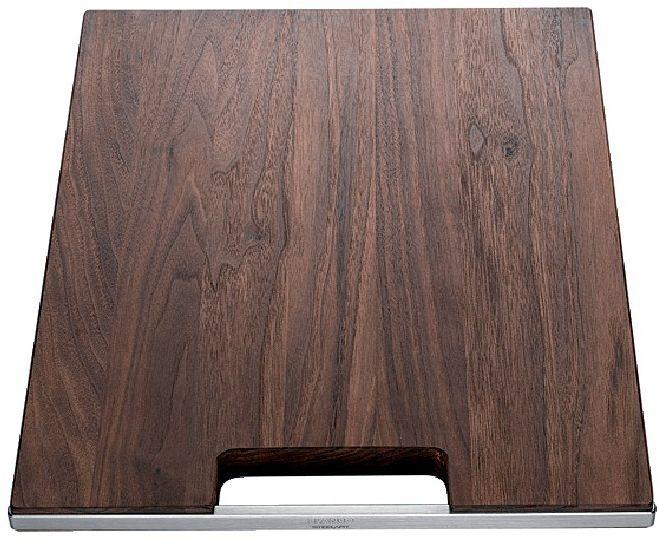 BLANCO Deska drewniana orzech, 420x362, [DIVON, CLARON, ZEROX] 223074 Płać mniej za zakupy u nas - (22)266 82 20 Zapraszamy :)