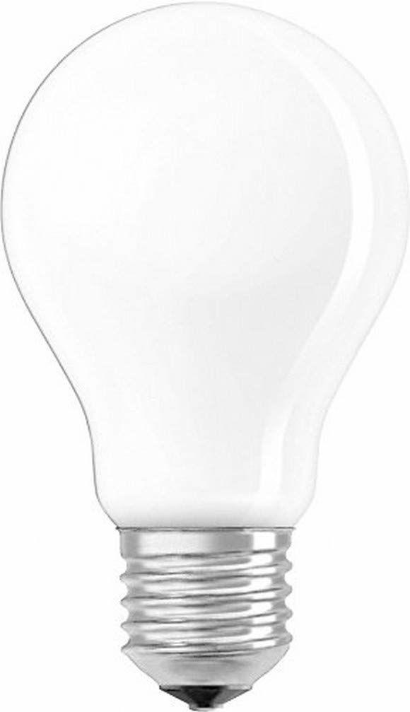 Osram żarówka kształt gwiazda klasyczna A lampa LED E27, światło dzienne, 11 W