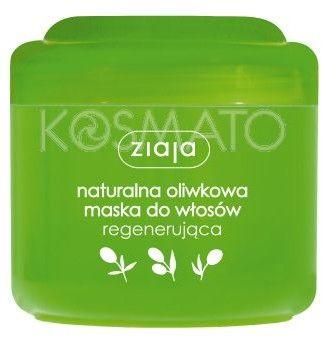 Ziaja oliwkowa maska do włosów regenerująca 200 ml