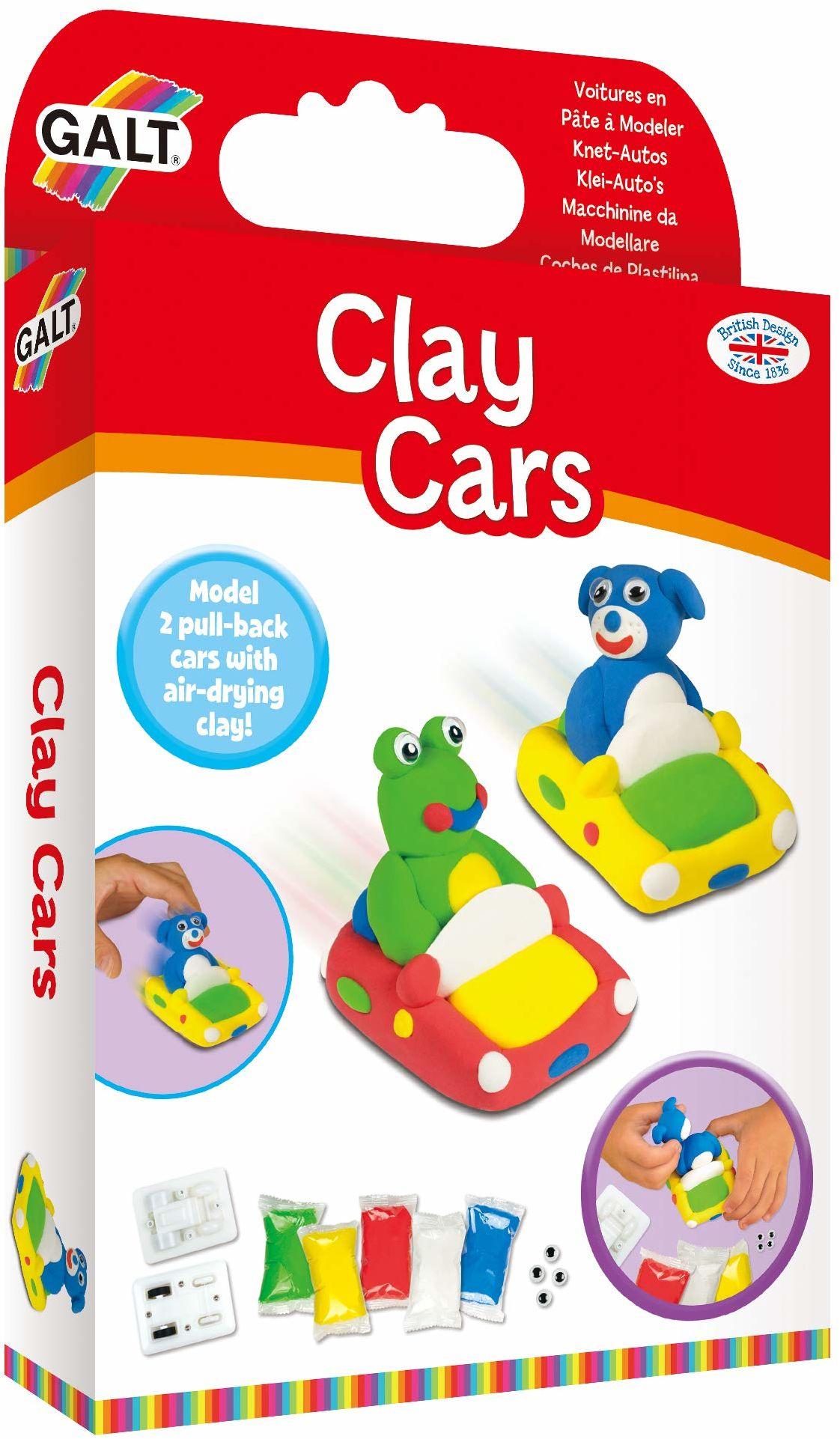 Galt Toys Clay Cars