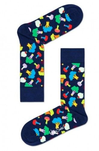Happy Socks skarpetki BRO01-6300 BROKUŁY 36-40