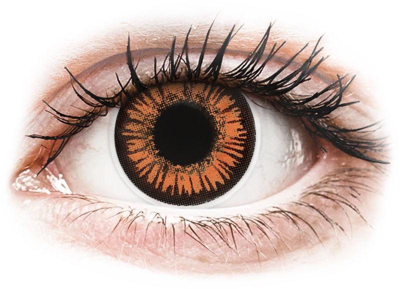 ColourVUE Crazy Lens - Twilight - zerówki