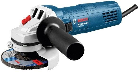 Szlifierka kątowa Bosch professional GWS 125 mm 750 W