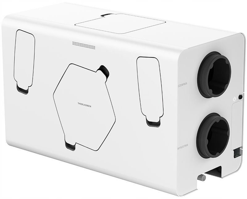 Rekuperator Thessla AirPack 300H ENERGY z montażem Centrala rekuperacyjna AirPack 300H montaż