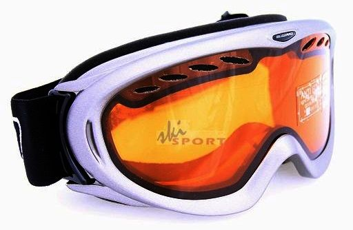 Blizzard Gogle 905 DAVO anthracite shiny