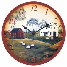 Zegar naścienny MDF #606
