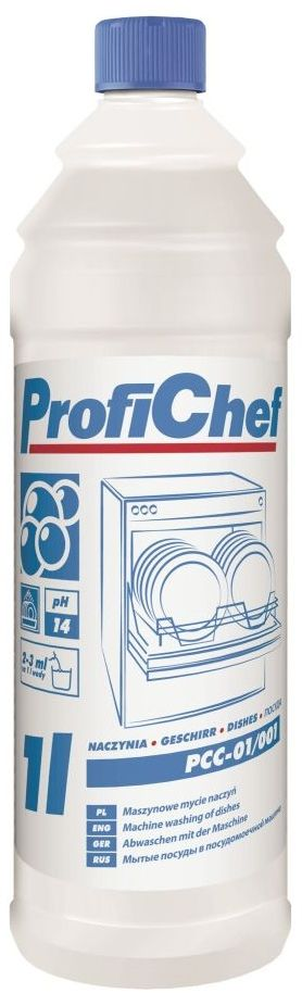 Płyn do mycia naczyń w zmywarkach gastronomicznych - poj. 1l ProfiChef