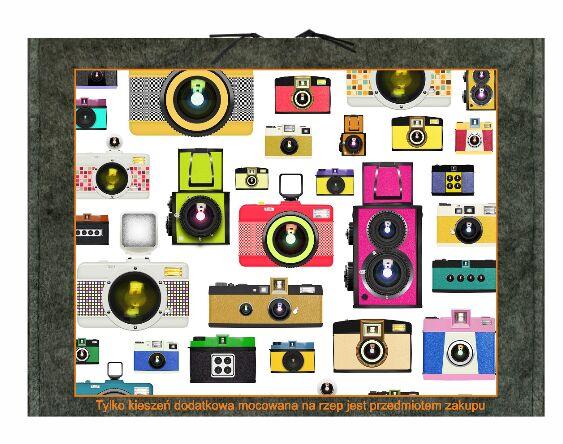 Dodatkowa kieszeń MacBook Pro Retina 15''