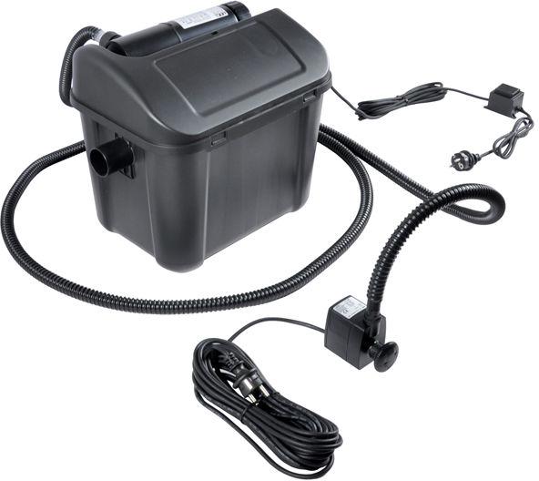 Filtr do oczka wodnego stawu pompa lampa uv-c