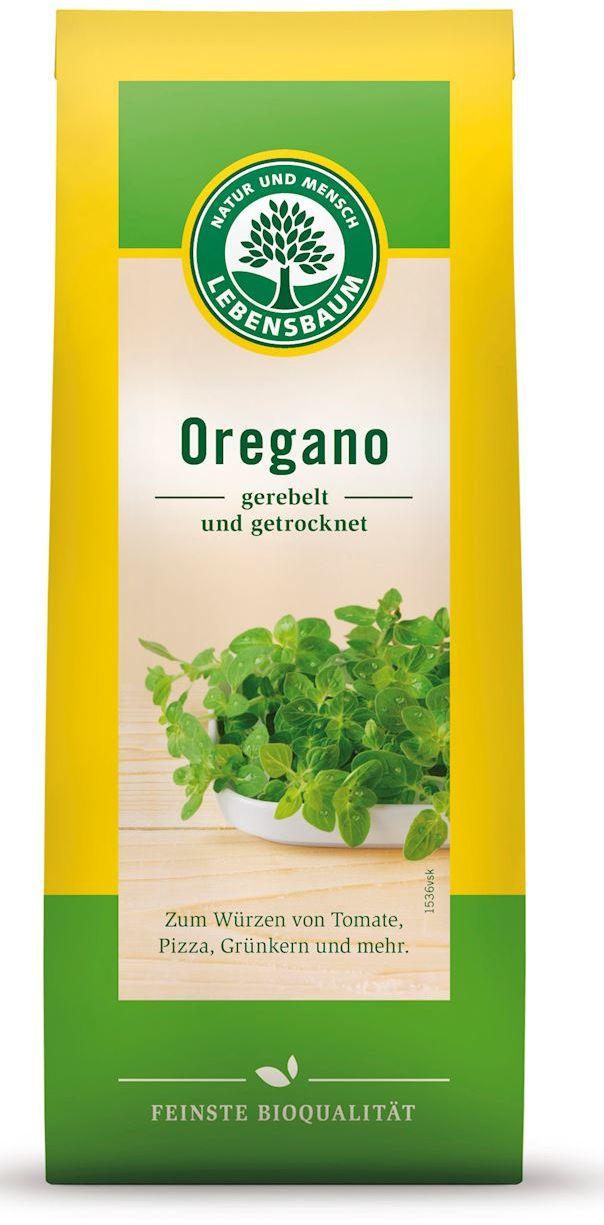 Oregano bio 15 g - lebensbaum