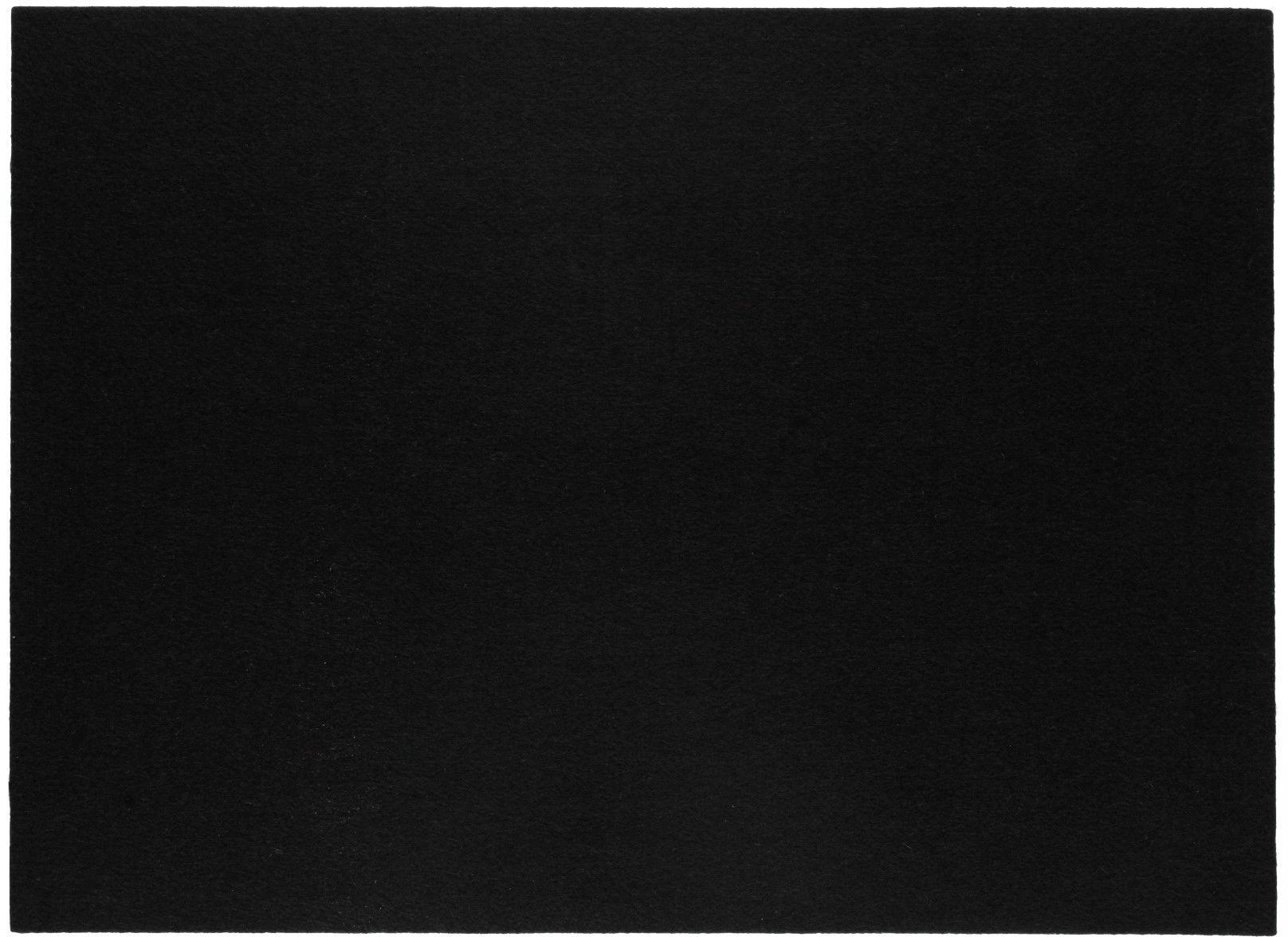 Filc samoprzylepny 30x40 czarny