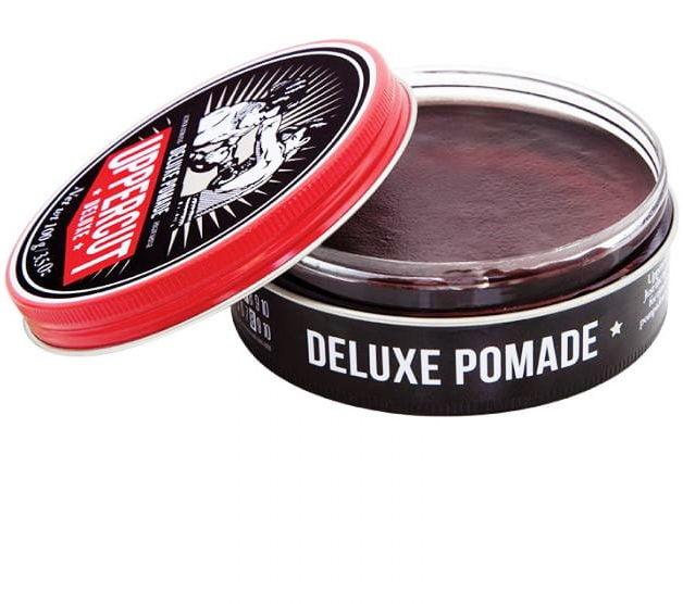Uppercut Deluxe Pomade mocna pomada do włosów 18g