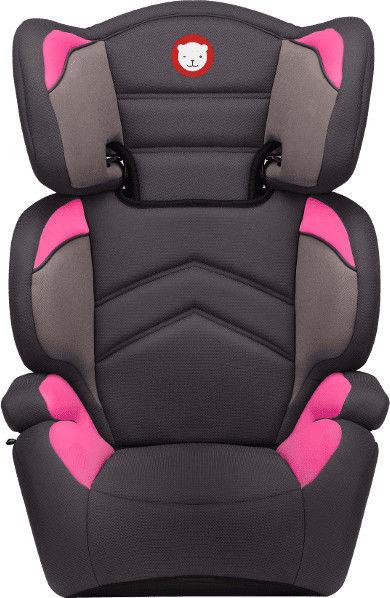 Lionelo Lars Plus fotelik samochodowy Pink 15-36kg