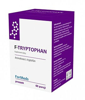 F-TRYPTOPHAN 60porcji Tryptofan