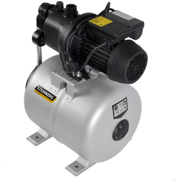 Hydrofor 22l pompa wody zestaw hydroforowy 3300l/h
