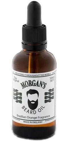 Morgans Brazilian Orange Beard Oil olejek do brody 10ml