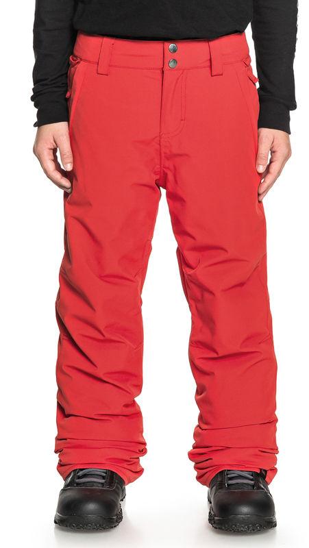 Quiksilver ESTATE flame ciepłe spodnie niemowlęce - 8/S
