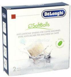 DeLonghi Odkamieniacz DeLonghi Soft Balls (2szt) 5513282331 DLSC551 5513282331