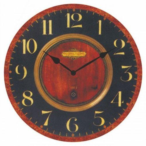 Zegar naścienny MDF #607