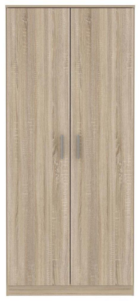 Szafa ubraniowa NIKO NIKS80 82 x 183 x 53 cm FORTE