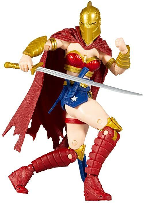 DC Multiverse figurka LKOE Wonder Woman z kaskiem losu 18 cm
