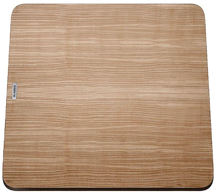 BLANCO Deska drewniana jesion, 375x368, [ZENAR 45S i 5S] 229421 Płać mniej za zakupy u nas - (22)266 82 20 Zapraszamy :)