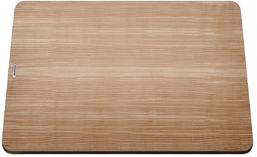 BLANCO Deska drewniana jesion, 460x367, [ZENAR XL 6 S] 229411 Płać mniej za zakupy u nas - (22)266 82 20 Zapraszamy :)