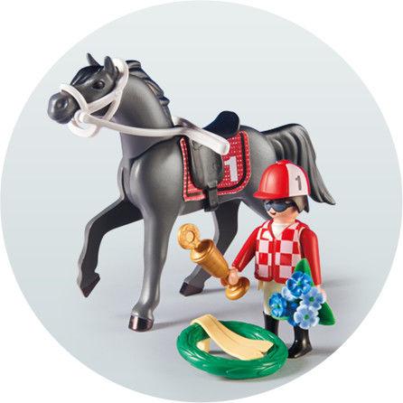 Playmobil - Dżokej 9261