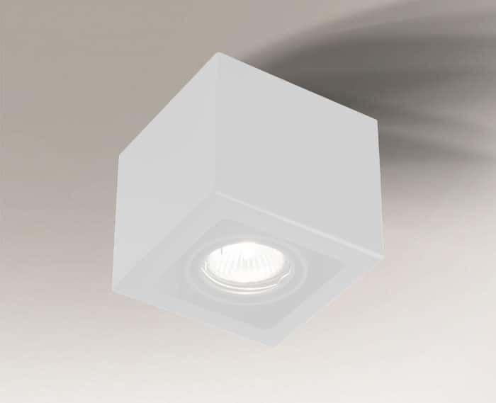 Oprawa natynkowa AWA 7083 Shilo biały