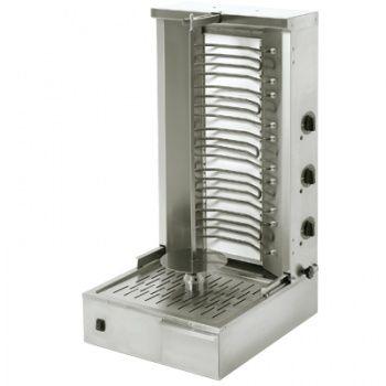 Gyros (kebab) elektryczny - do 15kg